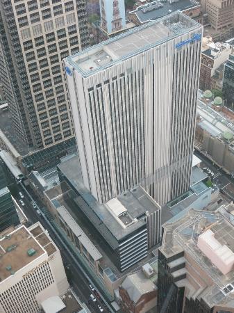 Hilton Sydney: シドニータワー・アイからのヒルトン