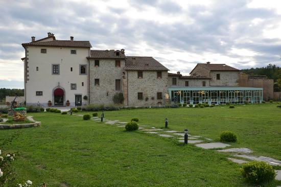 Capolona, อิตาลี: esterno