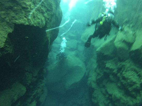 DIVE.IS - Day Tours: Silfra