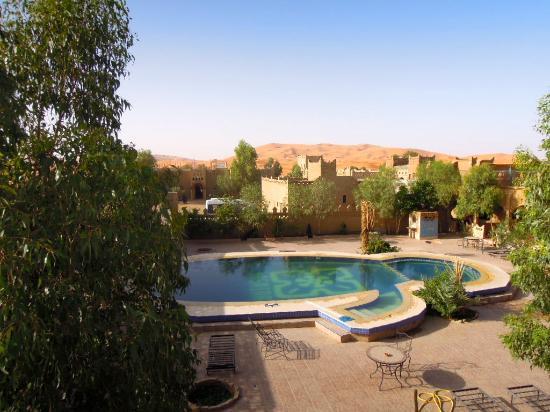 Yasmina Hotel Merzouga: pool