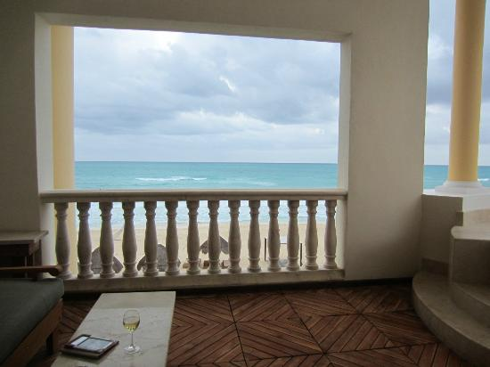 Iberostar Grand Hotel Paraiso: View from corner suite 7041