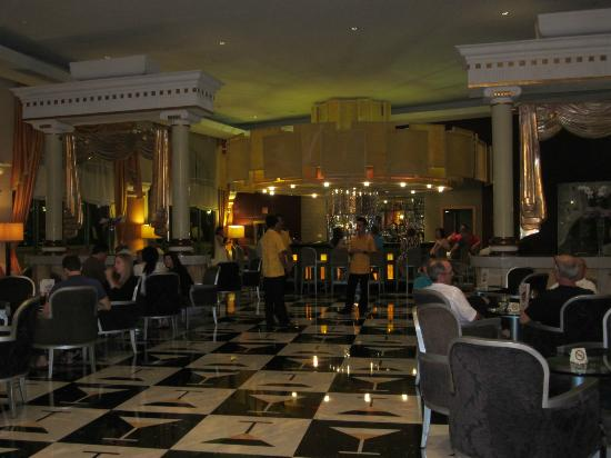 Iberostar Grand Hotel Paraiso: Lobby bar - great music every evening