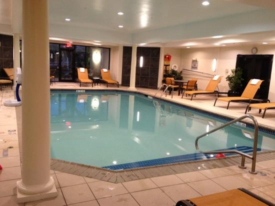 Rochester Airport Marriott: relax