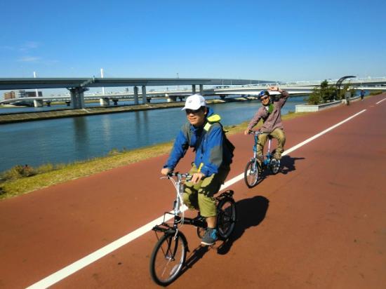 Y&Y Cycling Tours Tokyo