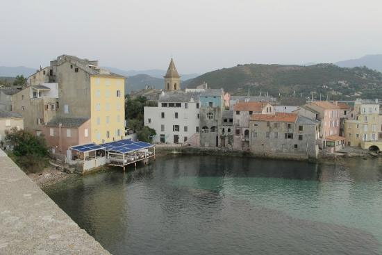 Citadelle Saint Florent : harbour