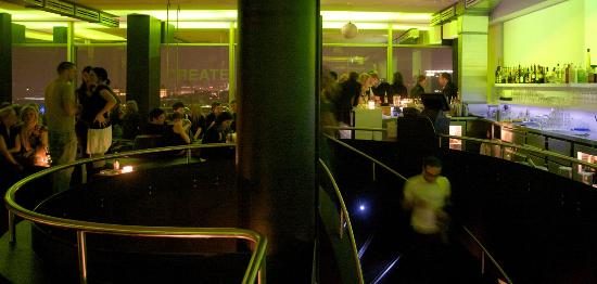 Solar Sky-Lounge Restaurant Berlin: lounge