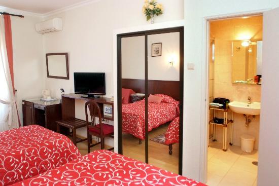 Hotel Mira Daire: Quarto Triplo