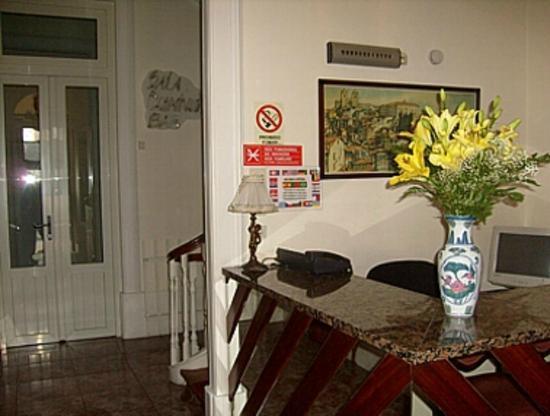 Hotel Mira Daire: receção
