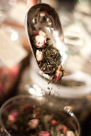 The Secret Garden Galway: More than 70 types of loose tea!