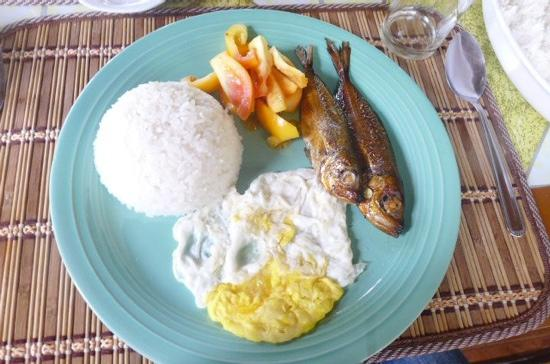 Villa Khadin Gran Vista Resort: breakfast in Castaway