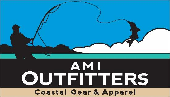 AMI Outfitters Coastal Gear & Apparel: AMI Outfitters is a hub for spin and fly fishing charters