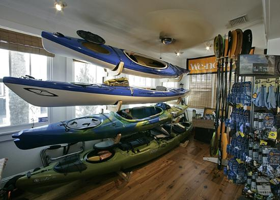 AMI Outfitters Coastal Gear & Apparel: State-of-the-art kayaks for sale