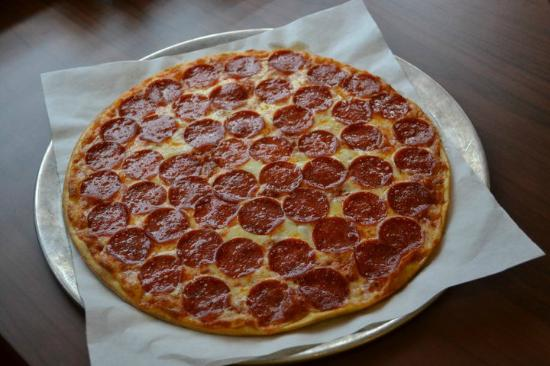 Wouldn't a Jake's Pizza taste great, right now?