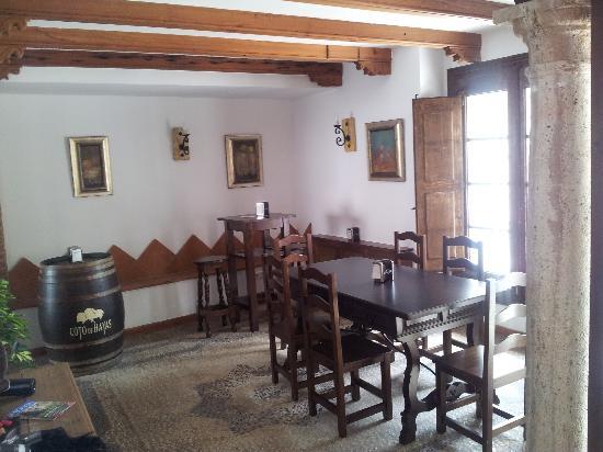Meson El Sacristan : cafeteria
