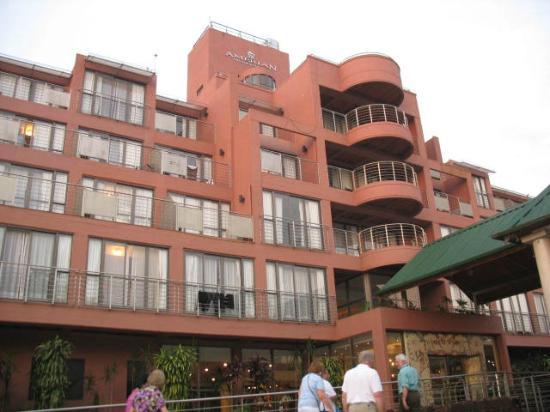 Amerian Portal del Iguazu: The hotel
