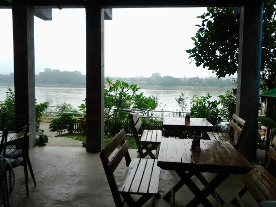 TonKong GuestHouse: Restaurant