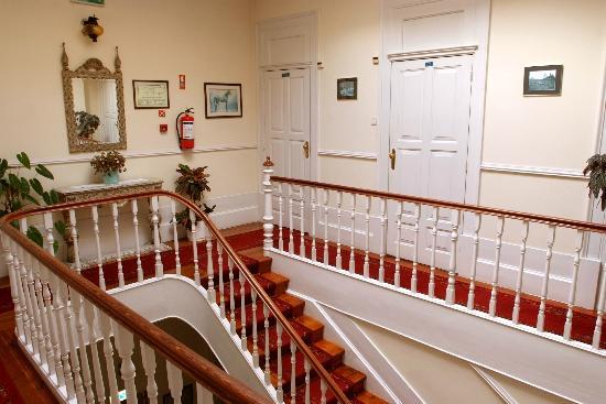 هوتل ميراداير بورتو: Escadaria