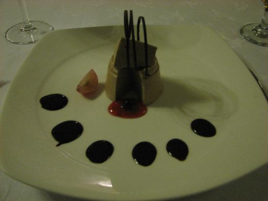Grand Bahia Principe Turquesa: Dessert at the French restaurant