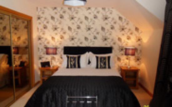 Benvrackie: Bedroom