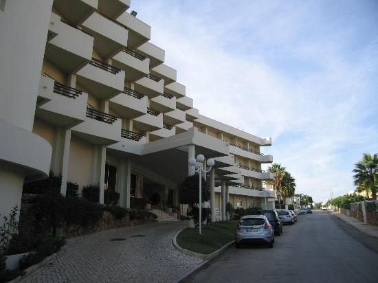 Vila Gale Nautico: Front of the hotel