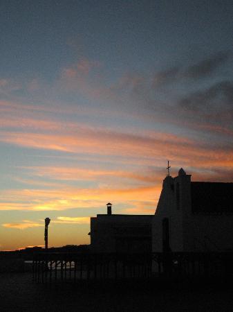 Vila Gale Nautico: Sunset