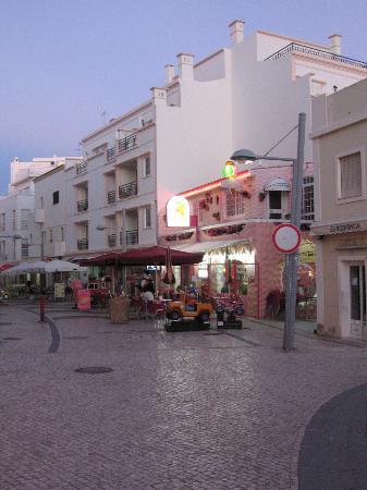 Vila Gale Nautico: The best ice-cream in Portugal :o) Armacao de Pera