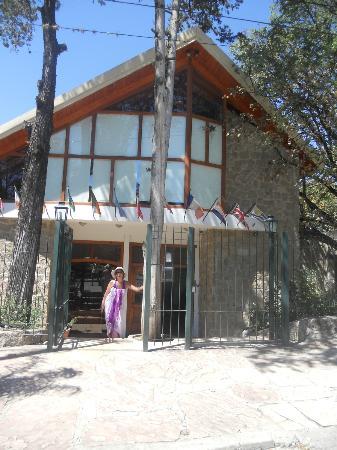 Los Espinillos Hotel & Spa: Frente