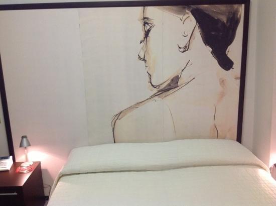 Hotel Solarium: bellisimo capoletto camera 230