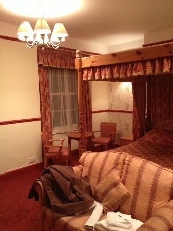 Radstock Hotel: Bedroom