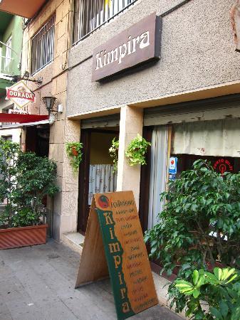 Restaurante Kimpira: Kimpira