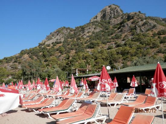Belcehan Beach Hotel: billy's beach