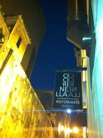 Ristorante Cicirinella : nuovo logo
