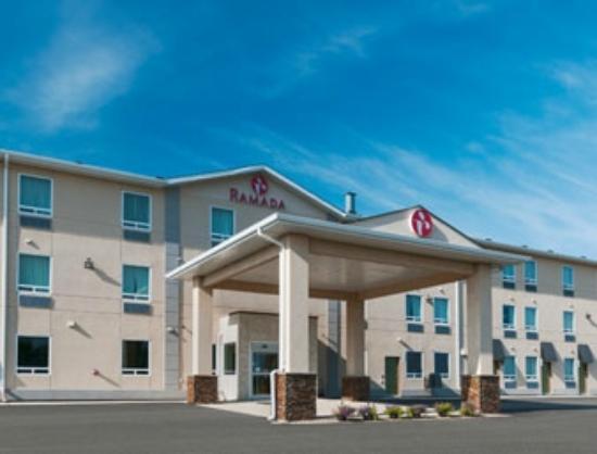 Ramada Carlyle: Hotel