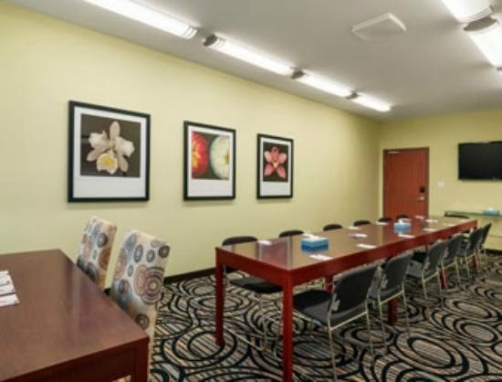 Ramada Carlyle: Board Room