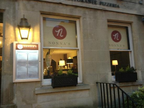 NONNA\'s BATH - Review of Nonna\'s Cucina Italiana, Bath, England ...
