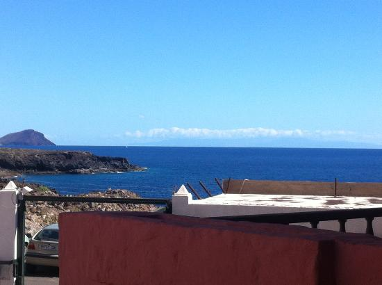 Marino Tenerife: View from room 510