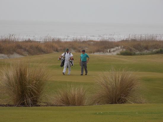 Kiawah Island Golf Resort: Ocean Course 18th Green