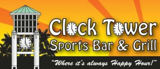 Clock Tower Sports Bar & Grill : Logo