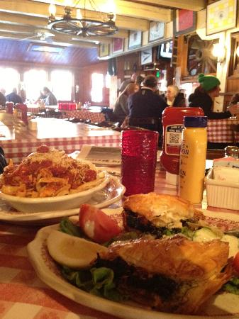Little Annie's Eating House: Deliciously warm when it's cold outside!