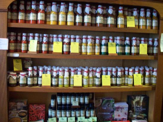 Spicy Caribbee: Hot Sauces; So many to choose from
