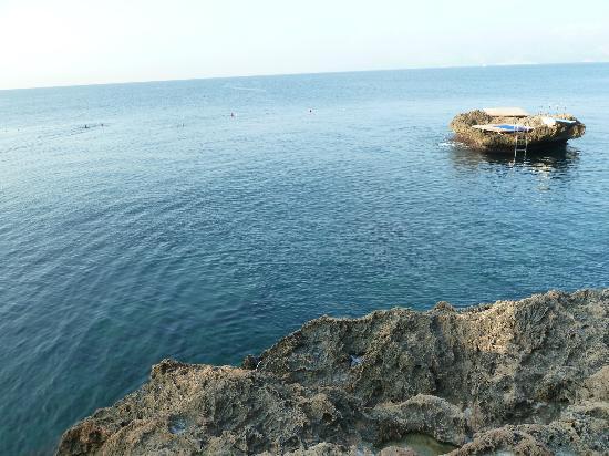 مرمرة أنتاليا: Badebereich im Meer
