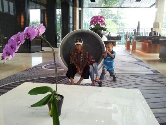 Hotel Indonesia Kempinski: Lobby