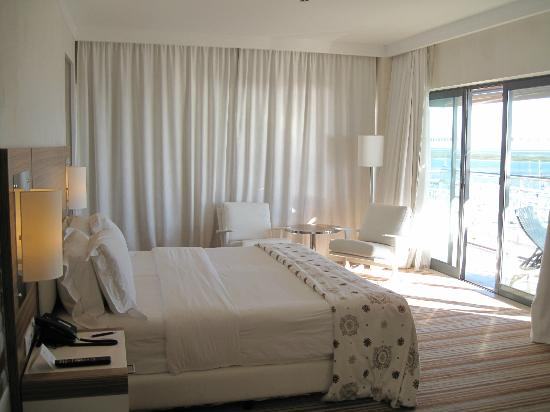Real Marina Hotel & Spa: The bedroom of our suite