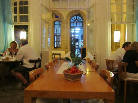 Ayna Restaurant: Mediterranean Foods