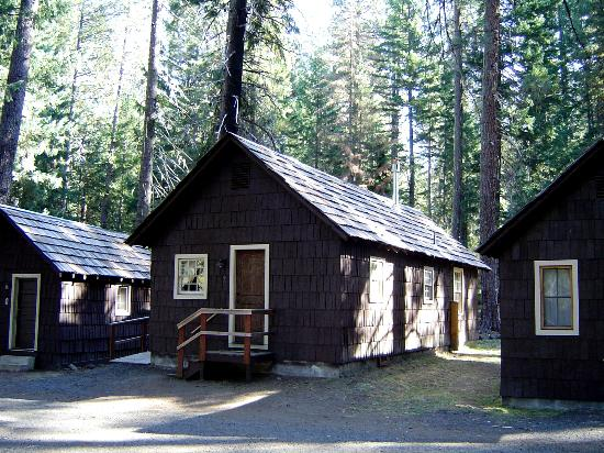Union Creek Resort: Cabin 7