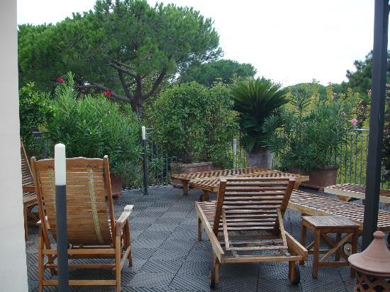 Hotel Miramare: tetto giardino