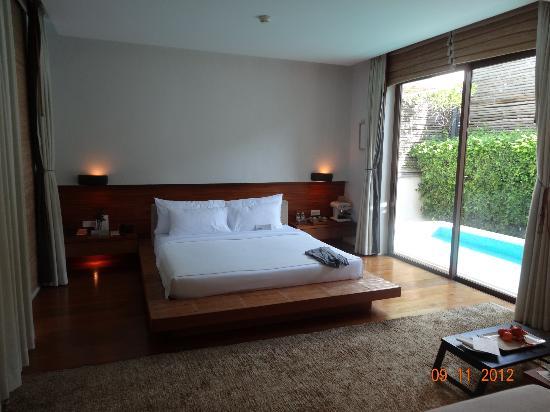 Putahracsa Hua Hin: Bed