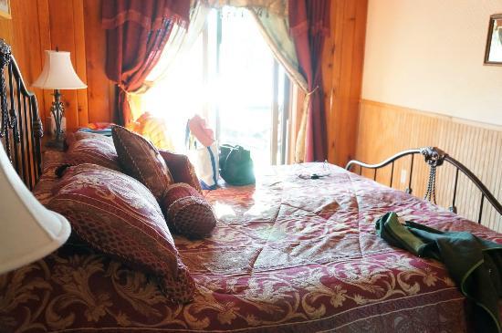 Garnet Hill Lodge: Room