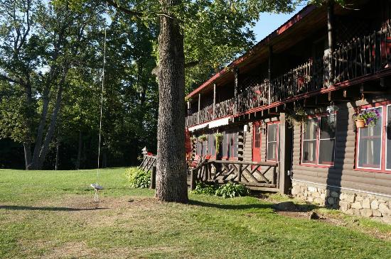 Garnet Hill Lodge: Lodge