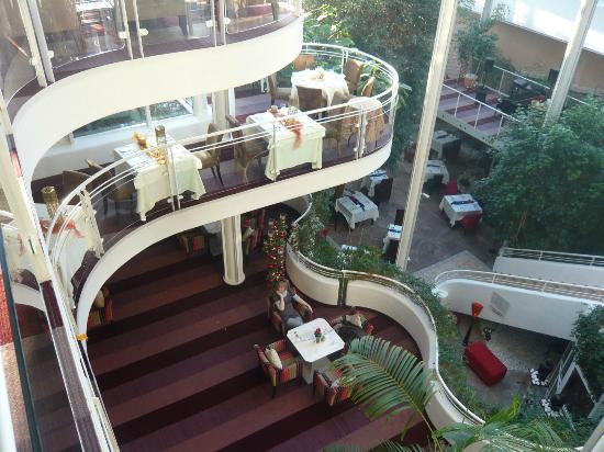 Resort Die Wutzschleife: Blick von innen